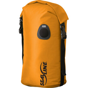 SealLine Bulkhead Kompressiokuivapussi 10l, orange